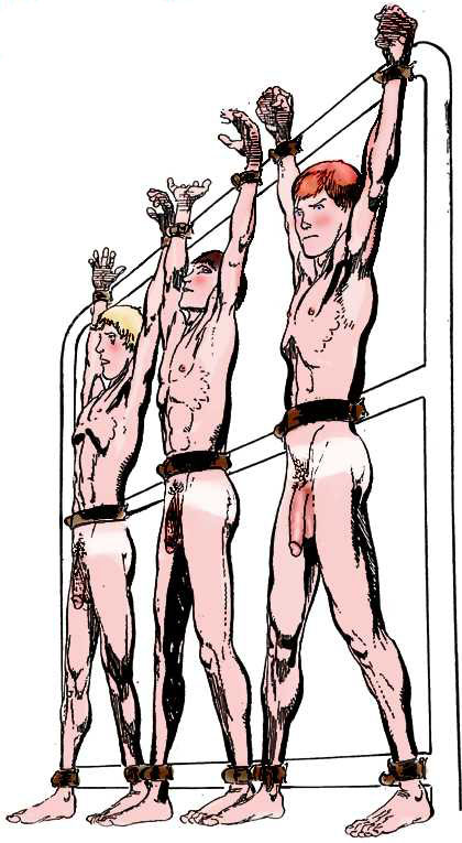 Drawings Of Fantasy Castration Penectomy